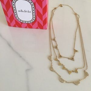 Stella & Dot Layering Necklace